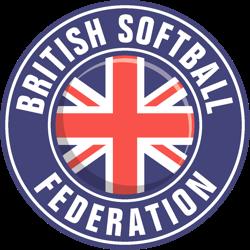 british softball federation logo
