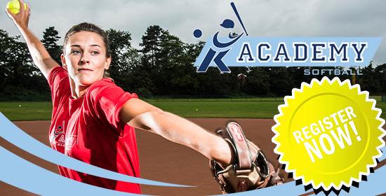Academy Softball promotional photo