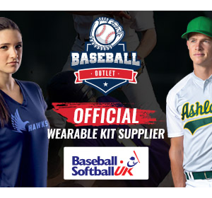 Advert for the Baseball Outlet, kit supplier