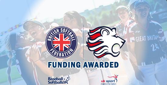 British Softball Federation National Squads Support Funding