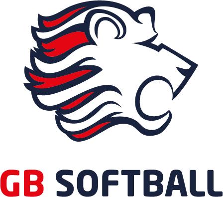 GB Softball lion logo