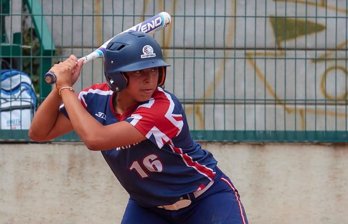 GB Under-22 Women's Team Player Andrea Johnson