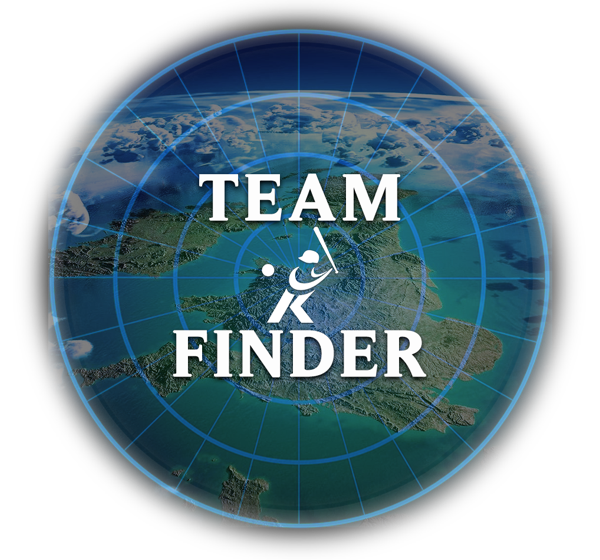 Advert for the Team Finder